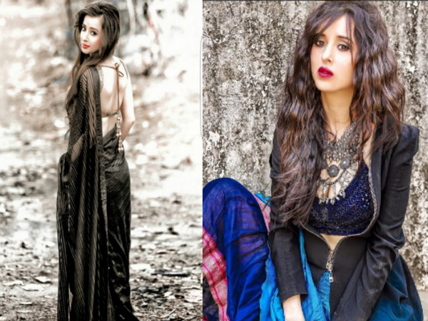 'Mona Darling' actress Suzanna Mukherjee is complete hotness in these pictures