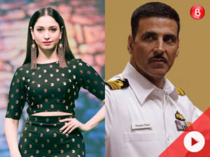 WATCH: Tamannaah Bhatia reacts on her co-star Akshay Kumar's National Award win