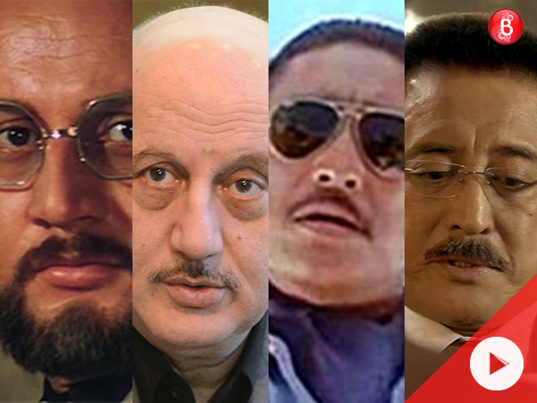 Watch: Most iconic Bollywood villains, then and now