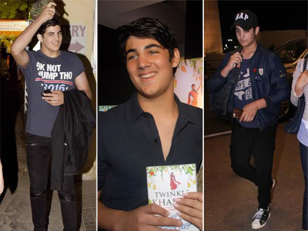 Like father like son! Akshay Kumar's son Aarav Kumar is as handsome and stylish as his dad