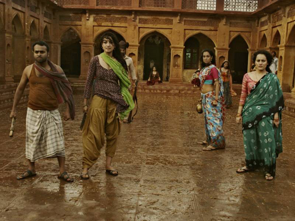 Tuesday collection of Vidya Balan-starrer 'Begum Jaan' is disappointing
