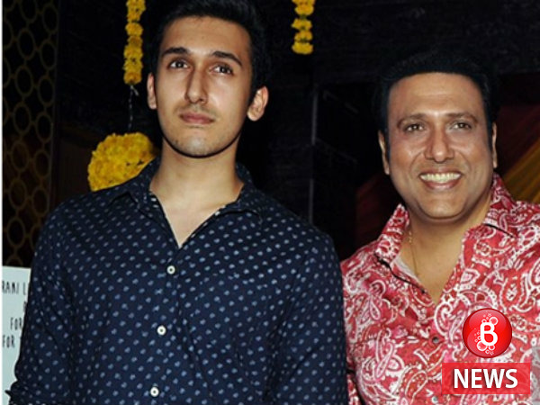 Govinda is all set to launch newcomers, but won't launch his son Yashvardhan