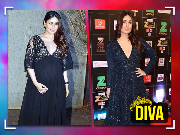 5 times Kareena Kapoor Khan nailed it with a plunging neckline!