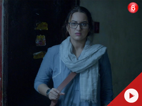 Sonakshi Sinha goes through a roller coaster of emotions in the second trailer of 'Noor'