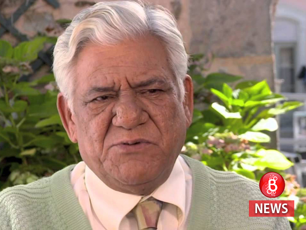 An old video of Om Puri's ghost goes viral as a popular news channel airs it