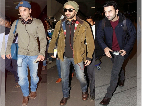 Follow this style guide to make your guy look dapper just like Ranbir Kapoor!