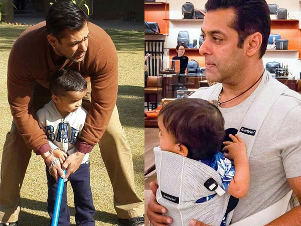 8 pictures of Salman Khan that prove he is absolutely daddy-ready!