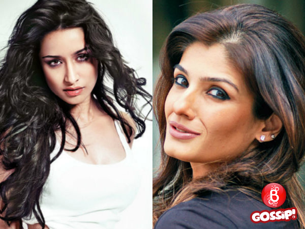 Is this why Shraddha Kapoor visited Raveena Tandon's home on Saturday night?