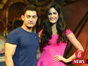 Aamir Khan and Katrina Kaif in 'Thugs Of Hindostan'