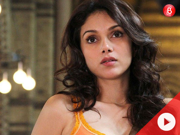 Watch: Aditi Rao Hydari reacts on the attacks on Sanjay Leela Bhansali's 'Padmavati' sets