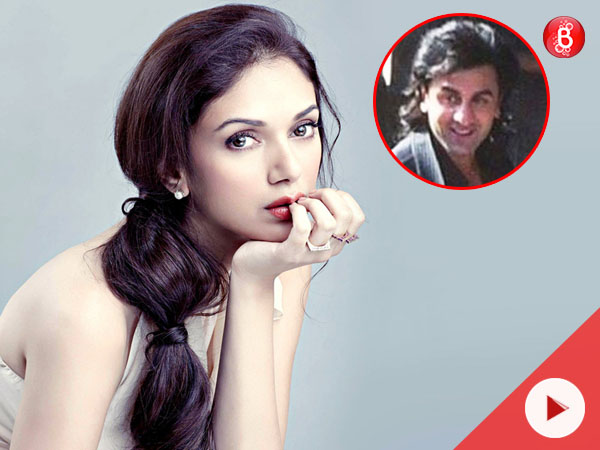 Watch: Aditi Rao Hydari talks about Sanjay Dutt's biopic