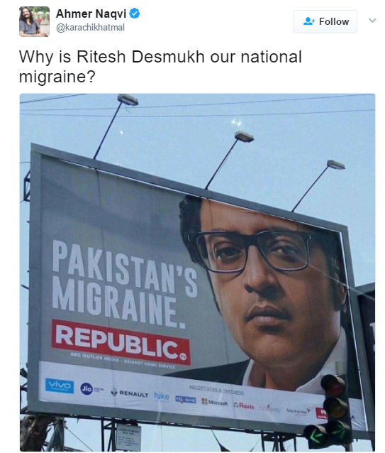 Arnab Goswami's Republic TV launching this weekend