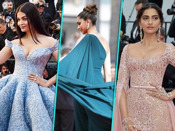 Hit or Flop: Best and Worst dressed Bollywood celebs from Cannes 2017 red carpet!