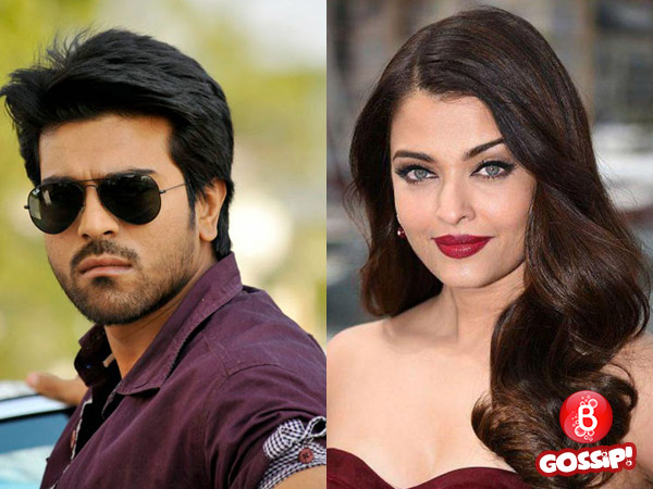 Aishwarya Rai Bachchan and Ram Charan to star in Mani Ratnam's next?