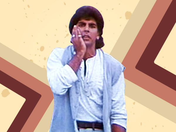 When Akshay Kumar's first love confession landed him in trouble