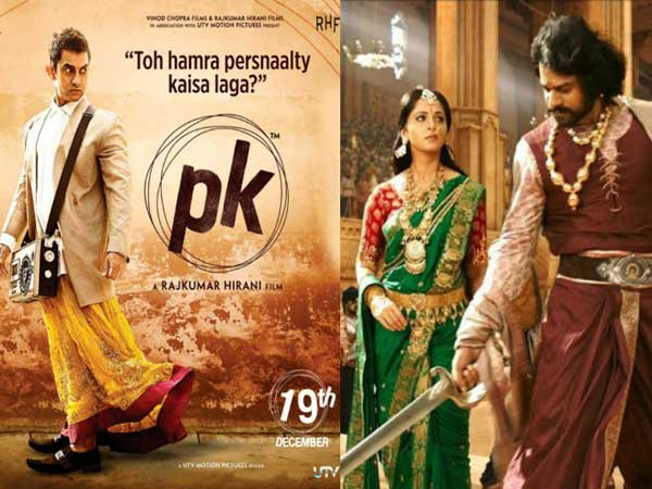'Baahubali 2' wins the worldwide crown, beats the record of Aamir Khan's 'PK'