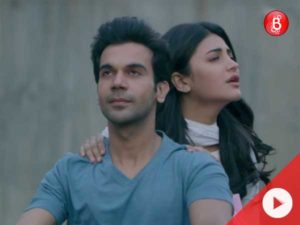 'Behen Hogi Teri' Trailer: Rajkummar Rao is trying hard to woo Shruti Haasan, but will he get #BhaiZoned?