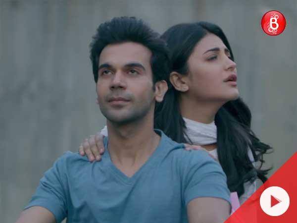'Behen Hogi Teri' Trailer: Rajkummar Rao is trying hard to woo Shruti Haasan, but will he get #BhaiZoned?