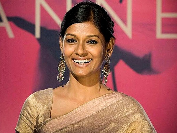 Meanwhile, dusky beauty Nandita Das' Cannes appearance was a vision in gold