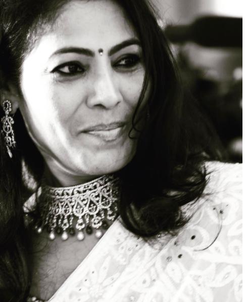Genelia D'Souza's mother