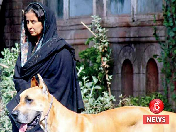 Manisha Koirala overcame her fear of birds and dogs for 'Dear Maya'