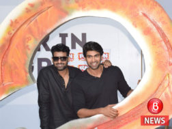 Prabhas and Rana Baahubali