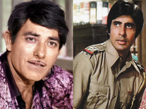 Raaj Kumar rejected offer of Amitabh Bachchan-starrer 'Zanjeer'