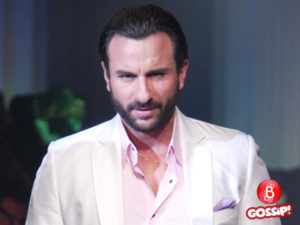 Saif Ali Khan might play a doctor in his next?