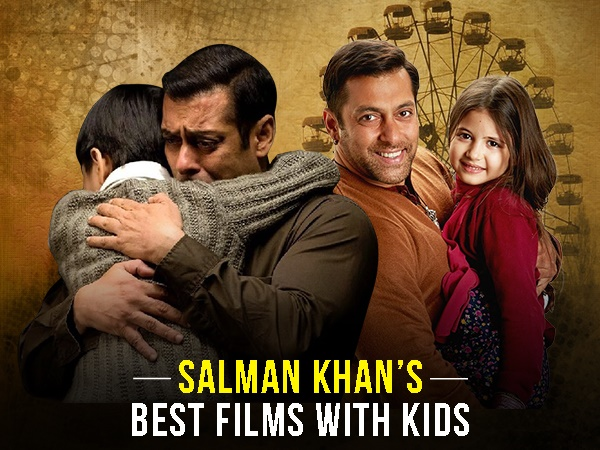 Not just 'Tubelight', but these five films too prove that Salman Khan's camaraderie with kids is best