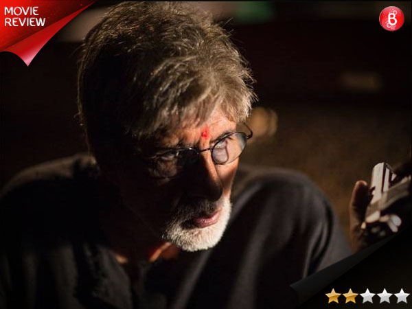'Sarkar 3' movie review: Dumbed down with predictability and poor screenplay