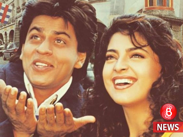Here's how Shah Rukh Khan stood by Juhi Chawla after her mother passed away