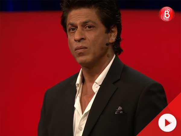 WATCH: Shah Rukh Khan's fitting reply to absurd rumours of AbRam being Aryan's love child