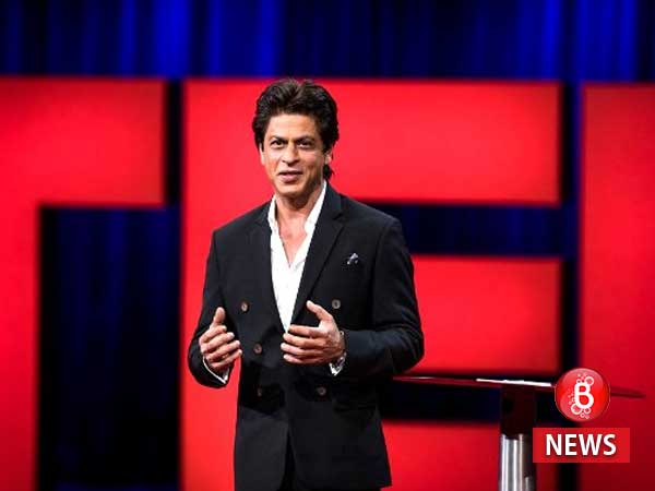 Not to be missed! Here's how Shah Rukh Khan prepared for his TED Talk