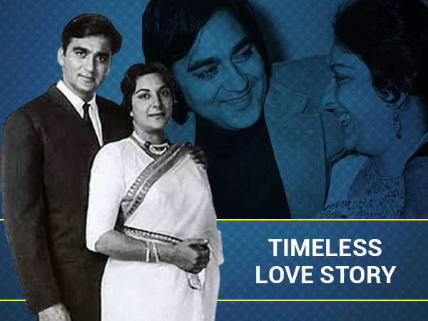 A fairy tale that ended too soon: Sunil Dutt and Nargis Dutt's timeless tale of romance
