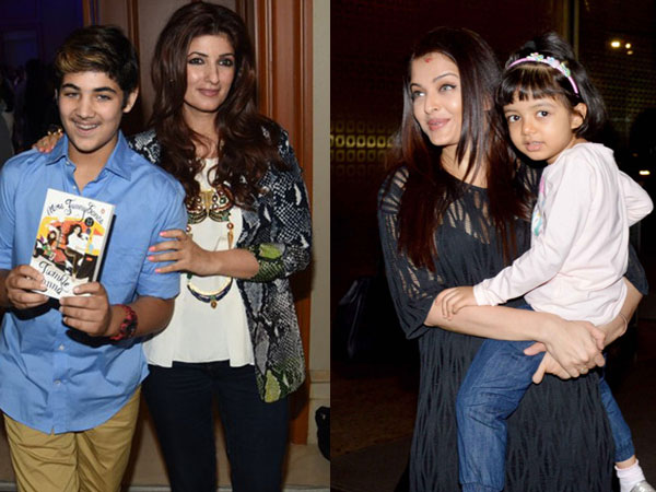 Meet the most stylish yummy-mummies of Bollywood!