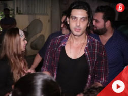Zayed Khan's sweet gesture video