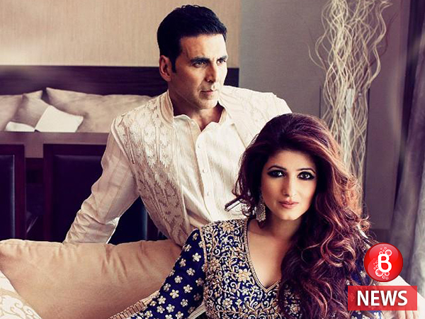 Here's what Akshay Kumar has to say about his sartorial taste, thanks to Twinkle Khanna