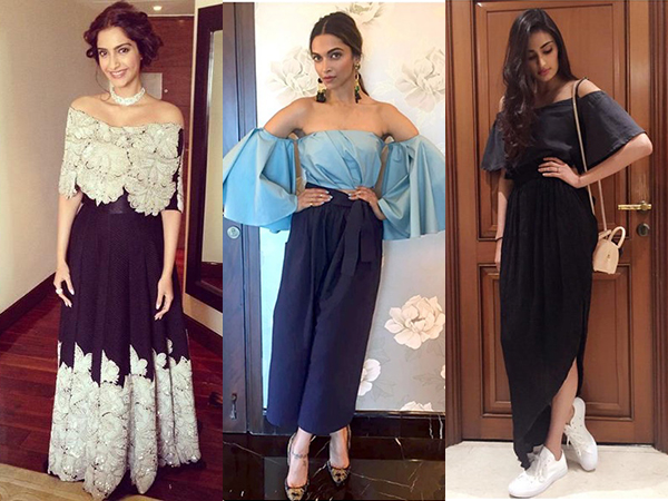 Bollywood celebs who have rocked the off-shoulder trend!