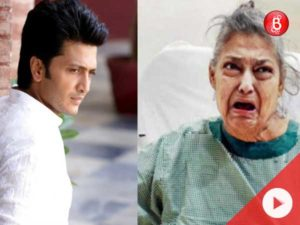 Riteish Deshmukh speaks up on 'Pakeezah' actress Geeta Kapoor being abandoned by her son