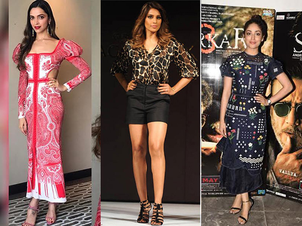 Meet the not-so-well dressed Bollywood celebs from the past week!