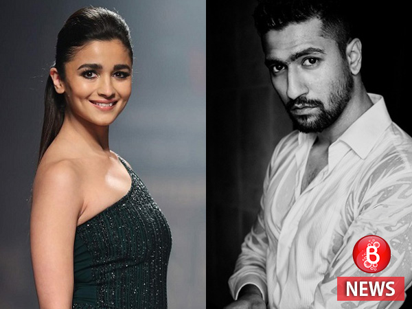 Alia Bhatt and Vicky Kaushal's next titled as 'Raazi'