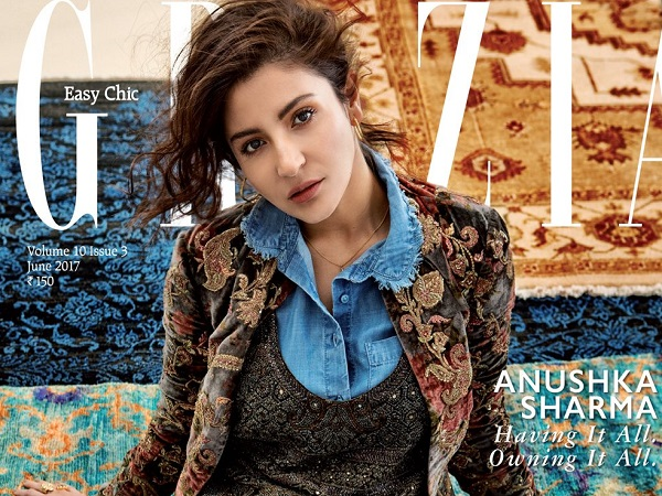 Bold and beautiful! Anushka Sharma gives off Moroccan vibes on the cover of Grazia