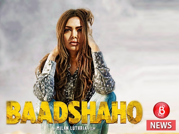 'Baadshaho' new poster: Welcome Esha Gupta, the badass bombshell of the gang