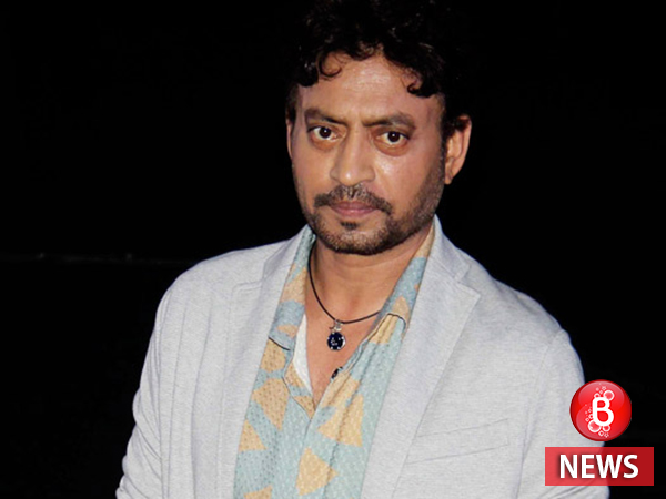 Irrfan Khan clears the air on rumours of him walking out of 'Gustakhiyan'