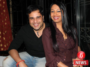 Krushna Abhishek and Kashmira Shah turn parents