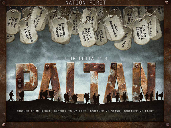 The 'Paltan' is ready! The cast of JP Dutta's film has just been confirmed