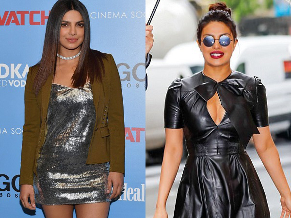 From enigmatic to oh-so-sassy: Priyanka Chopra and her myriad looks from 'Baywatch' promotions