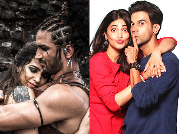 'Raabta' and 'Behen Hogi Teri' fail the Monday test at the box office