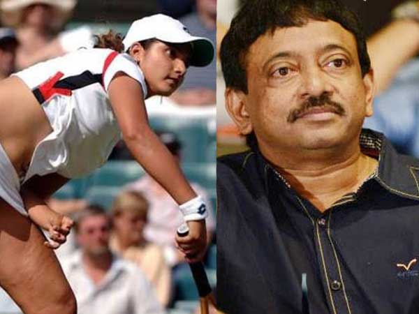Ram Gopal Varma receives backlash from people for posting a vulgar picture of Sania Mirza