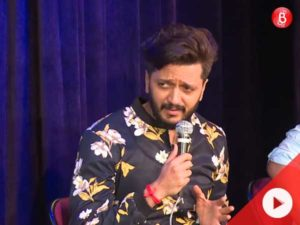Watch: Riteish Deshmukh and team EIC bring the house down with their take on s*x comedies